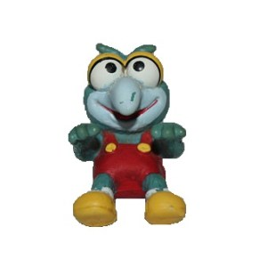 GONZO THE MUPPET SHOW figurine 1986