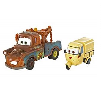 Martin et Sal Machiani Cars Disney/Pixar