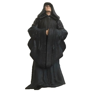 Palpatine, (Dark Sidious) fig Star Wars 1998 Hasbro LFL
