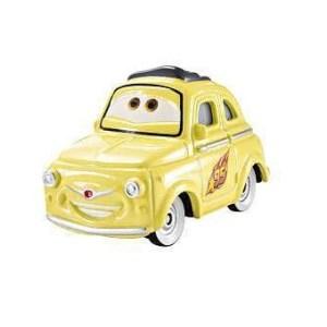 Luigi avec yeux fixes Cars 2 Disney/Pixar