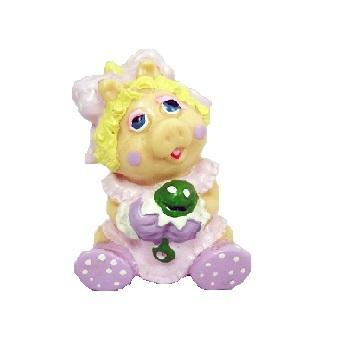 PEGGY LA COCHONNE Babies The MUPPET SHOW Miss PIGGY 1985