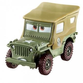 Sergent avec yeux mobiles Cars Disney/Pixar
