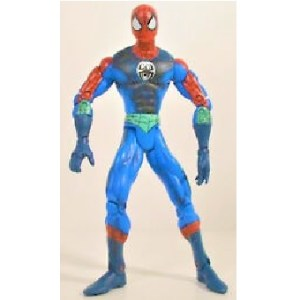 Spiderman 2002 Marvel ENT. TOY BIZ WW 16 cm