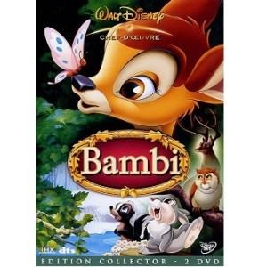 Bambi 1 Édition collector 2 DVD Disney