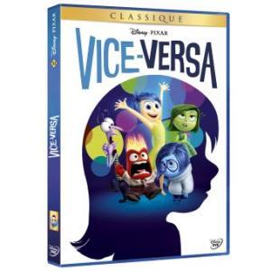 VICE-VERSA DVD Disney Neuf
