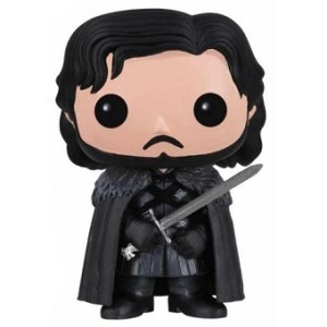 Jon Snow Funko Pop Game of Thrones Figurine n°7