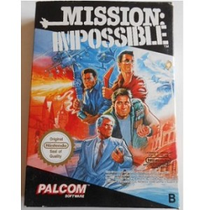 Mission Impossible Jeu Nes Original