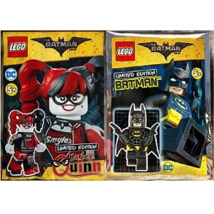 Lego The Batman Movie édition limitée 2 Pochettes Neuf
