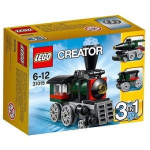 La Locomotive Lego Creator 31015 Neuf