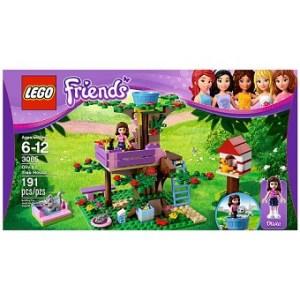 LEGO Friends 3065 La Cabane dans l'Arbre (d'occasion)