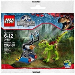 Lego Jurassic World 30320 Neuf