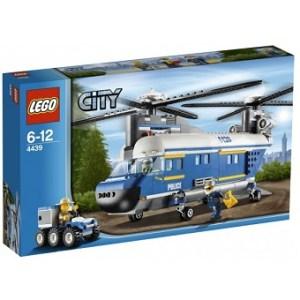 hélicoptère de transport Lego 4439