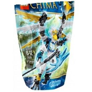 Lego CHIMA CHI ERIS 70201 avec notice dans sachet ouvert