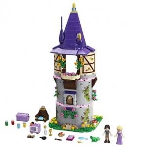 Lego Disney Raiponce 41054 La tour de Raiponce avec notice