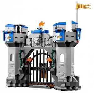 La forteresse 70806 LEGO The Movie