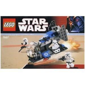 Imperial Dropship LEGO 7667 Star Wars