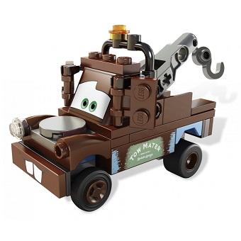 LEGO Cars 8201 Martin avec notice sans boite.