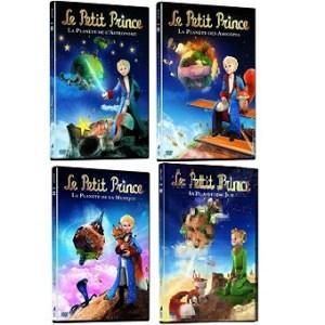 Le Petit Prince 4 DVD