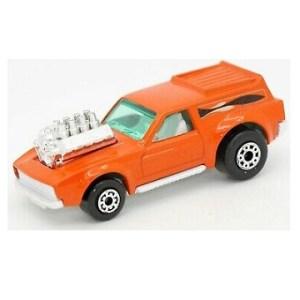 MatchBox N°34 Vantastic 1975 avec moteur Made in England