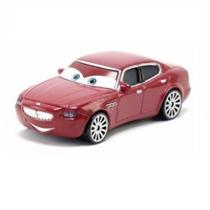 Carlo Maserati voiture cars Disney d'occasion