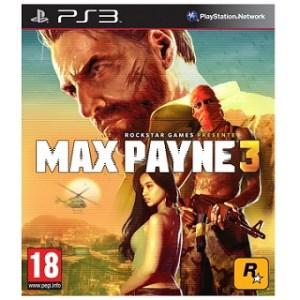 MAX PAYNE 3 PS3 jeu d'occasion
