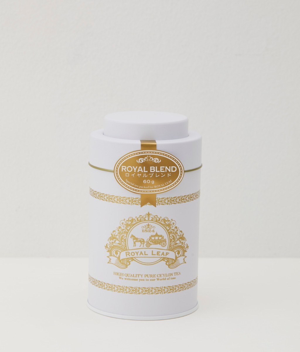 4a1906a01c8515d7f08a9bf4831c35a5 1 - ROYAL BLEND (ロイヤルブレンド) リーフティー60g 缶
