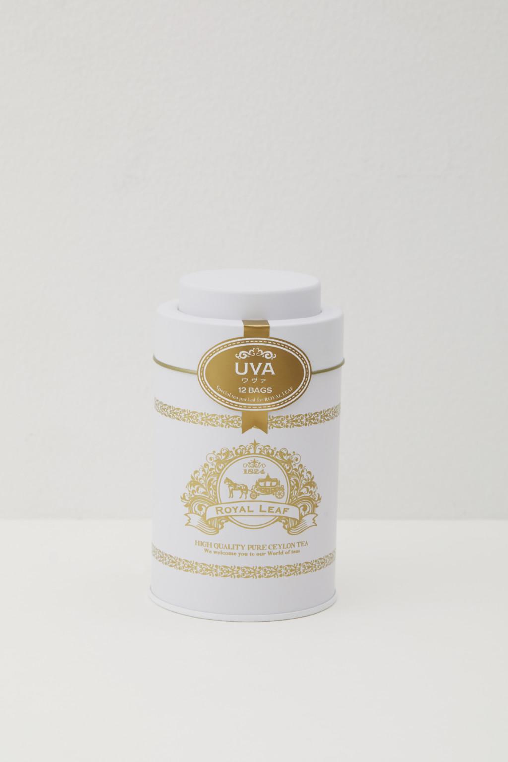 ab46176581d62367214740cc44e68e37 1 - UVA (ウヴァ) ティーバッグ12個入 缶