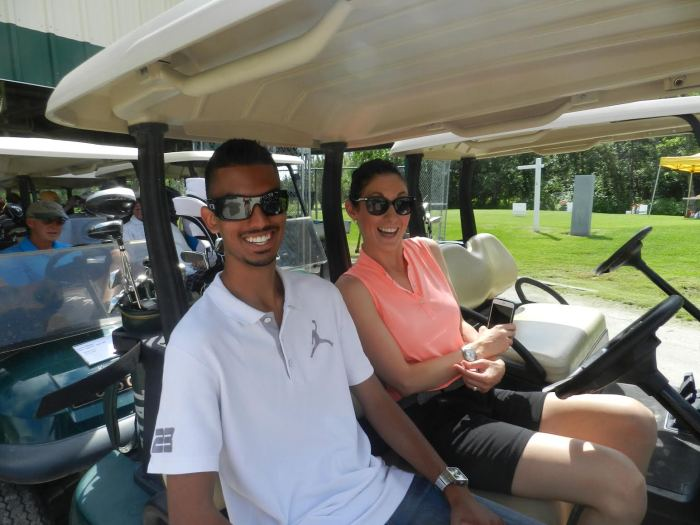 Rahim Mirza and Mandy Brown, both of Royal LePage Dynamic Real Estate.