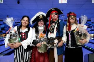 Team Captain LePage: Pictured left to right are Sharmila Dave, Marion Benson, Brian Miller and Cheryl Buis.