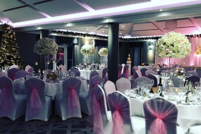 Tamzyn Angela Events venue dressing Wedding Venue