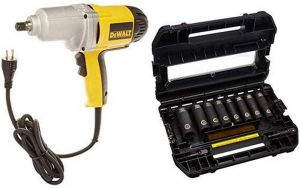 DEWALT DW292 7.5-Amp 1:2-Inch Impact Wrench