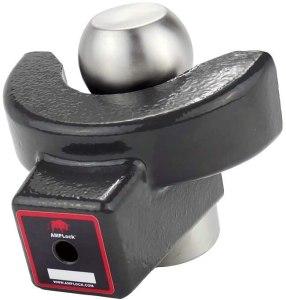 AMPLOCK U-BRP2516 RV or Trailer Coupler Lock