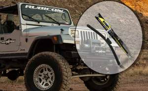 Best Windshield Wipers For Jeep Wrangler