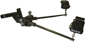 Blue Ox BXW1000 SWAYPRO Weight Distributing Hitch 1000lb Tongue Weight