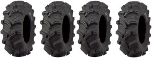 Kenda Executioner (6ply) 25x8-12 and 25x10-12 ATV Tires