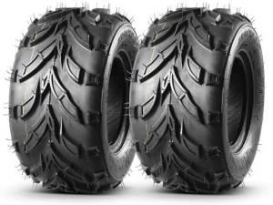 MaxAuto ATV Go-Karts - 16x8-7 AT off-road 4-Ply and Tubeless Tires