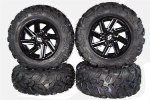 MASSFX SL 26 Inch Tall Wheel and Tire