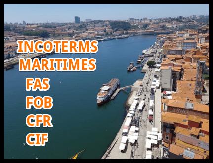 Nouveaux Incoterms 2020 : les maritimes