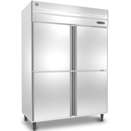 upright chiller & upright freezer