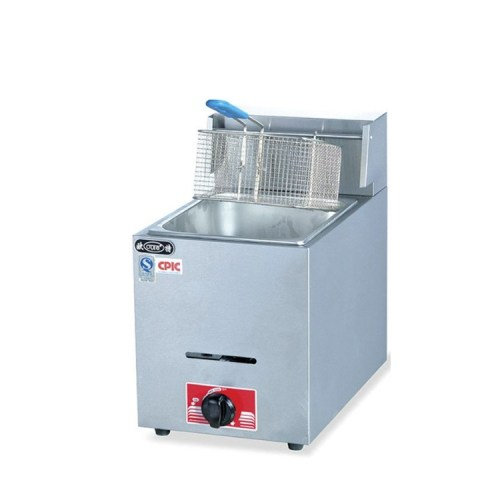 Deep Fryer Gas ROYAL 7 Liter