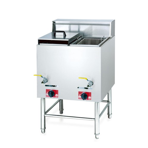 Deep Fryer Gas ROYAL / Alat Penggorengan Fried Chicken