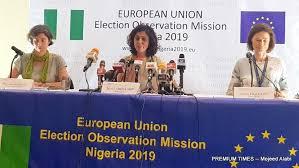 2019: EU mission presents elections report to Senate tomorrow