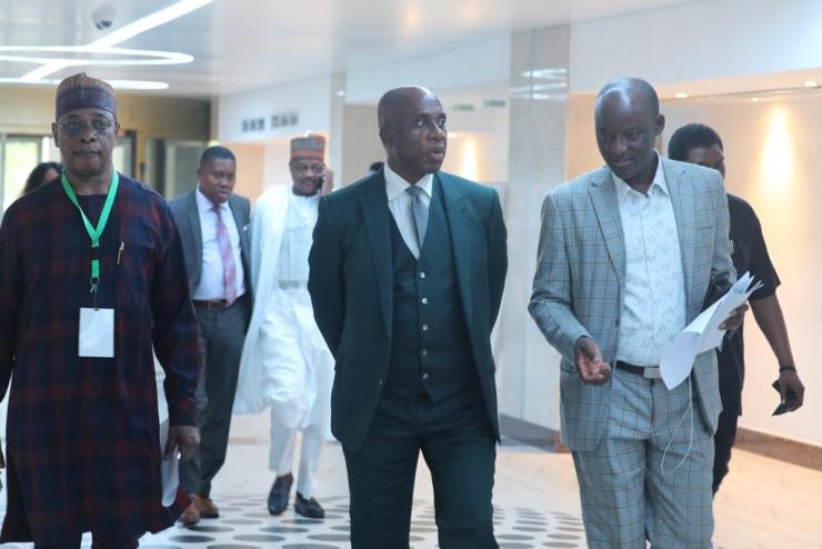 Breaking....FG approves $5.3bn Ibadan-Kano railway project