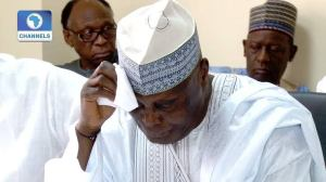 BREAKING.... Panel finally gives judgment on Atiku's appeal