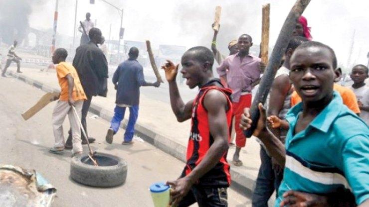 Senate condemns election violence
