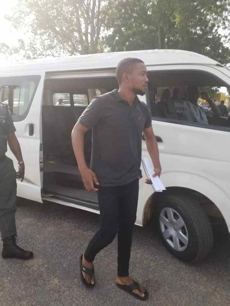 EFCC jails another 5 internet fraudsters in Ilorin (PHOTOS)