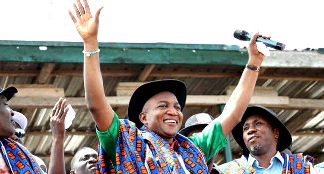 APC candidate, Lyon David declared Bayelsa Gov-Elect