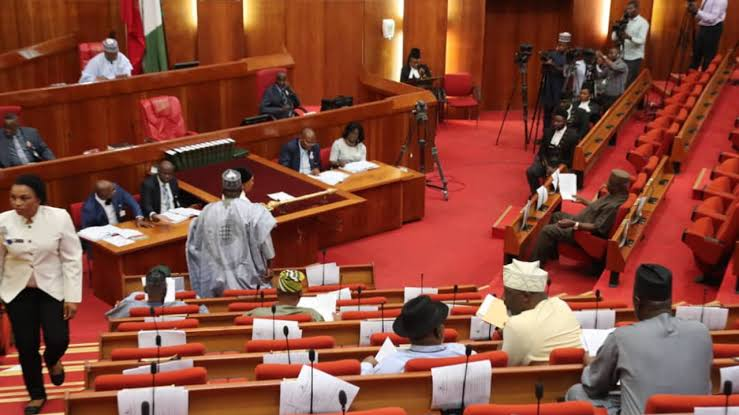 Provide relief to Benue windstorm victims, Senate urges NEMA