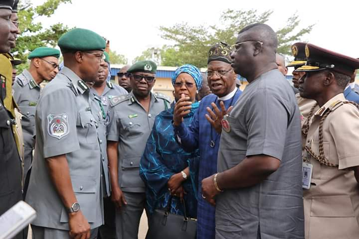 Boarder Drill: Customs Daily Revenue Upsurge By N0.5-3.5Billion , Reduced Violent Crimes in The North-West - FG