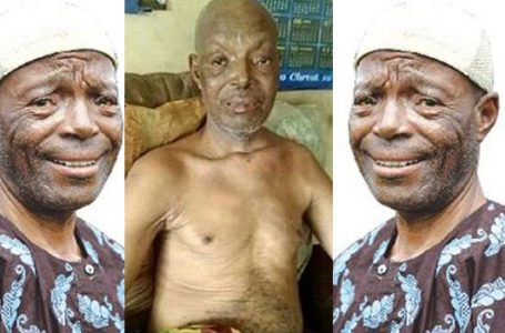 SAD... Another Nollywood Actor dies at 62